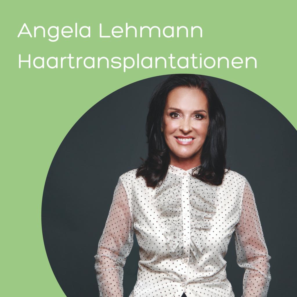 Angela Lehmann Portrait
