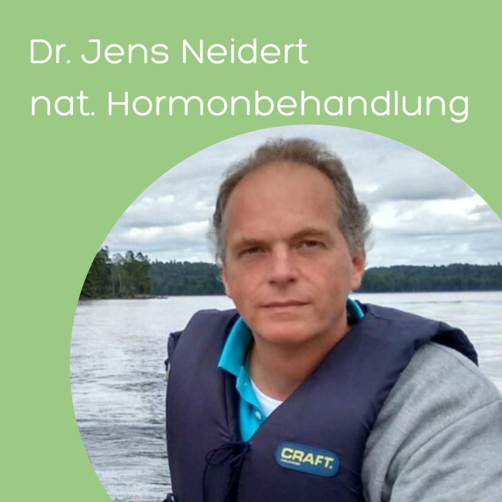 Portrait Dr Jens Neidert