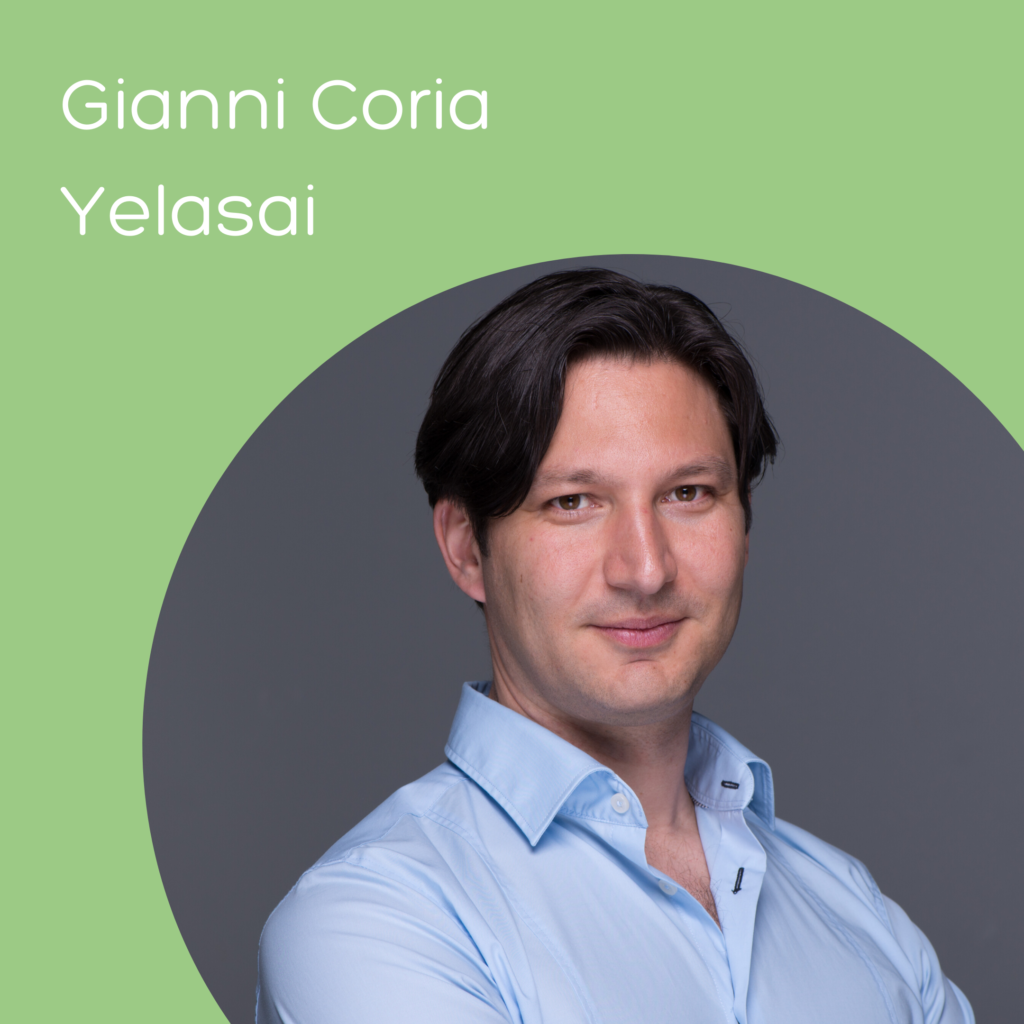 Portrait Gianni Coria