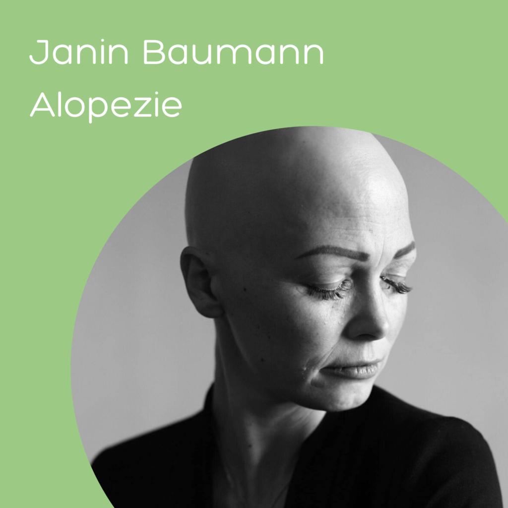 Portrait Janin Baumann