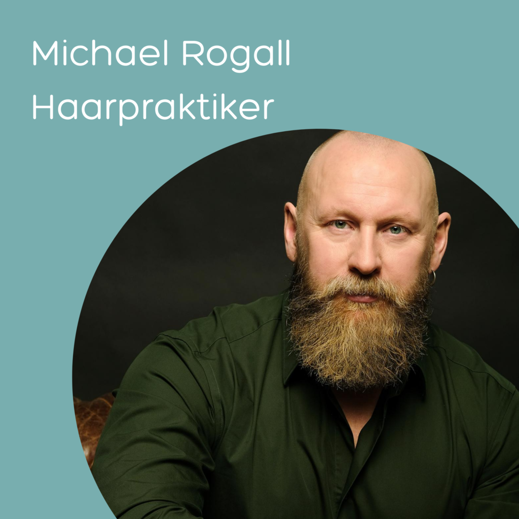 Portrait Michael Rogall