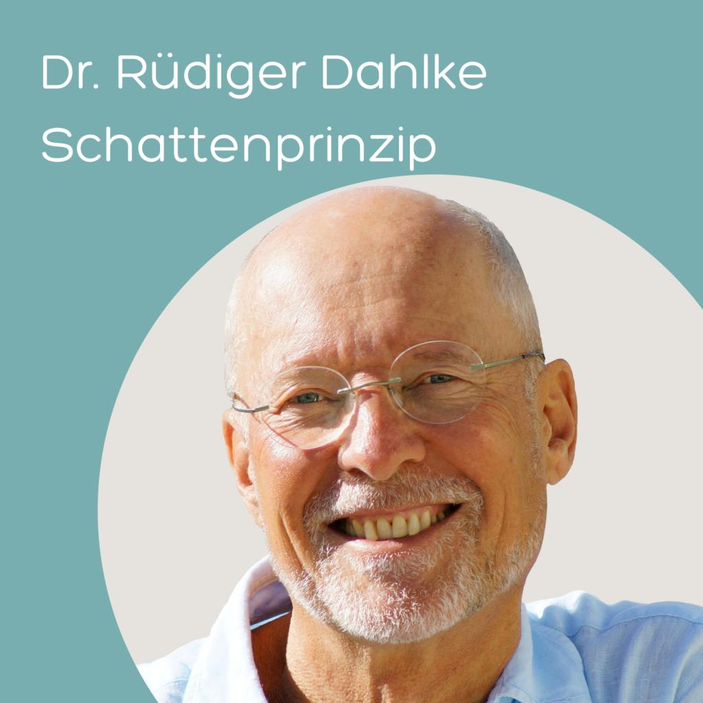 Portrait Rüdiger Dahlke