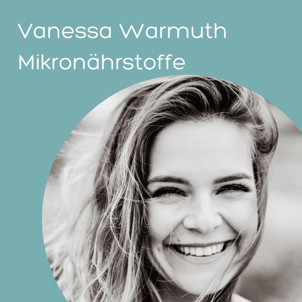 Portrait Vanessa Warmuth