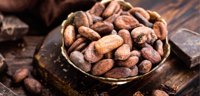 Kakao für die Haare