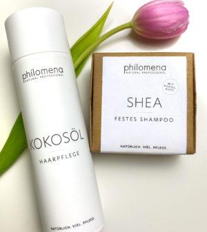Set Philomena Haarpflege