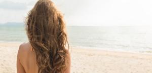 Haare im Sommer schützen