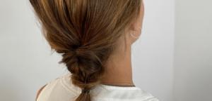 Einfache Frisuren für Anfänger