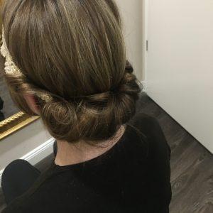 Klassische, einfache Frisur für Anfänger