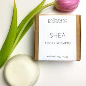 SHEA Shampoo Parfumfrei